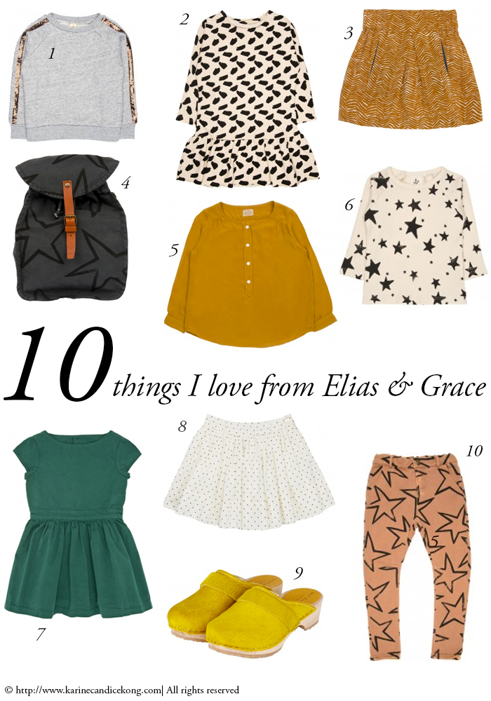 10 things I love from Elias & Grace Black Friday Sale. More at www.karinecandicekong.com