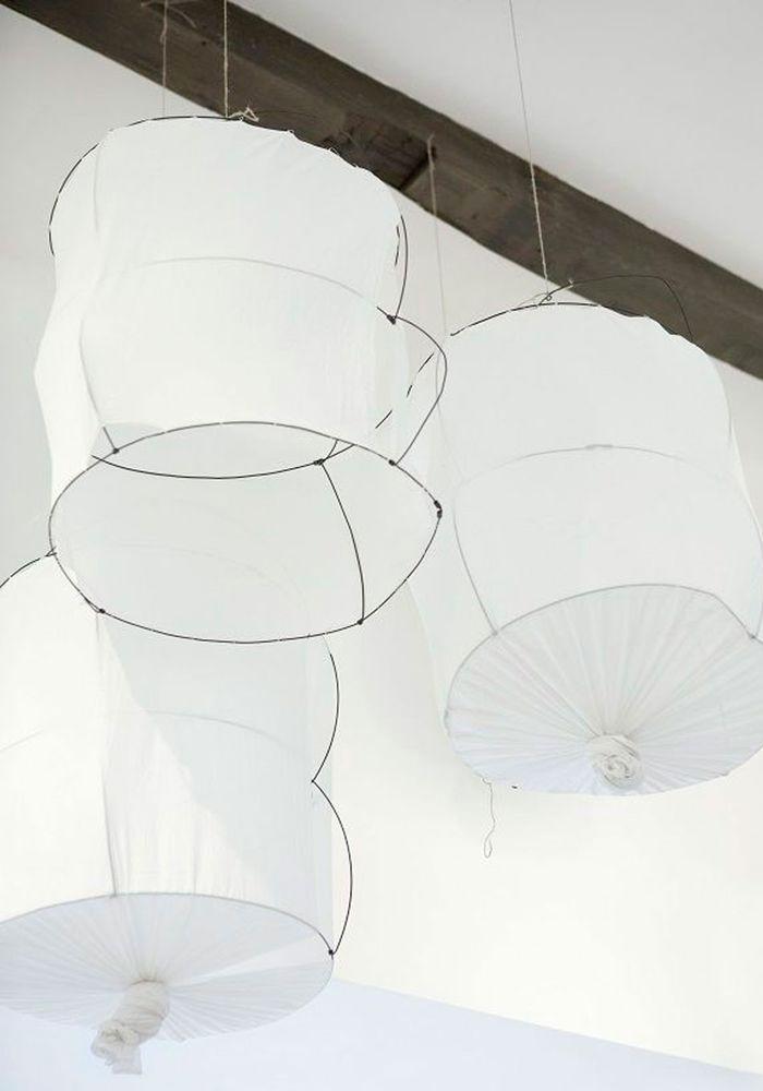 Koushi lamp by Mark Eden Schooley