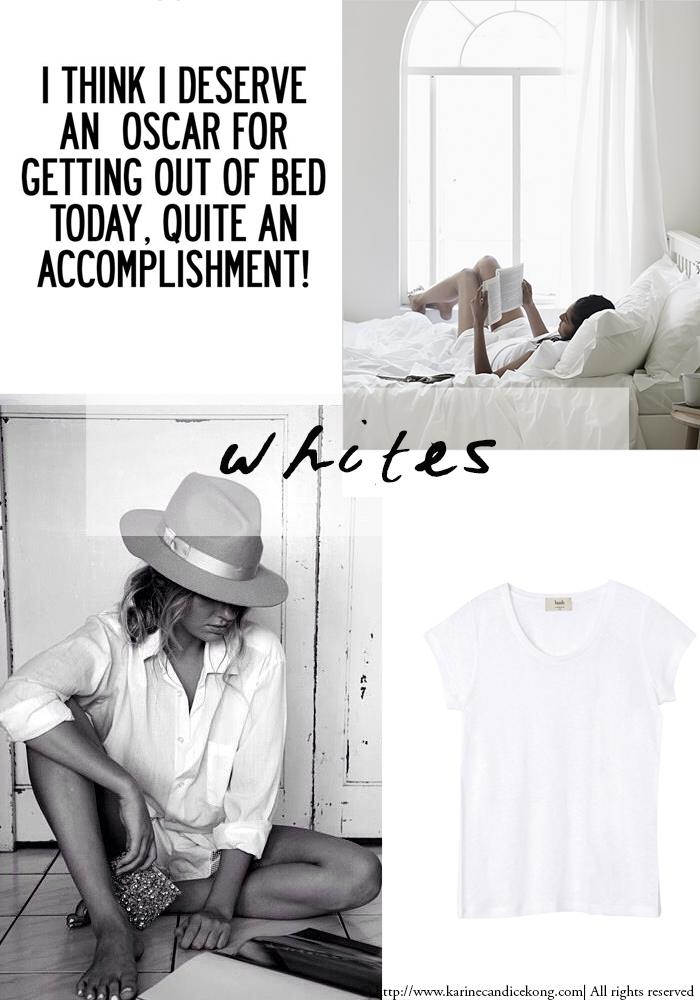 WHITES 11 | 2015 inspiration More on www.karinecandicekong.com