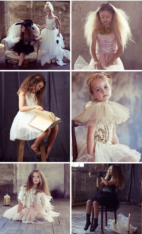 The most gorgeous tutus. Read on www.karinecandicekong.com