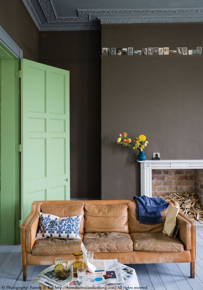 Farrow & Ball: 9 new colors paint