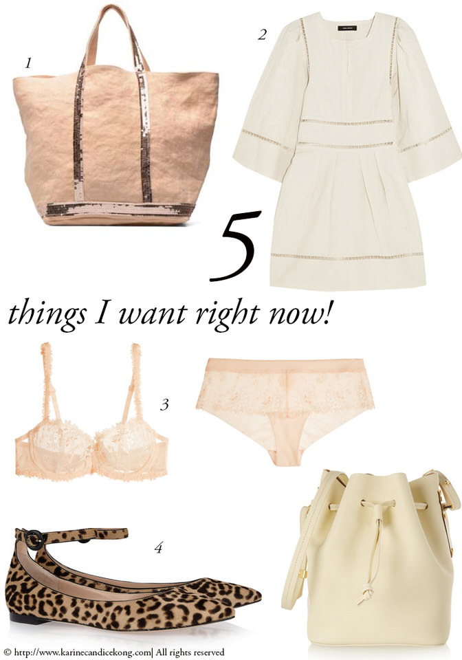 5 Things I Want Right Now in the Sale