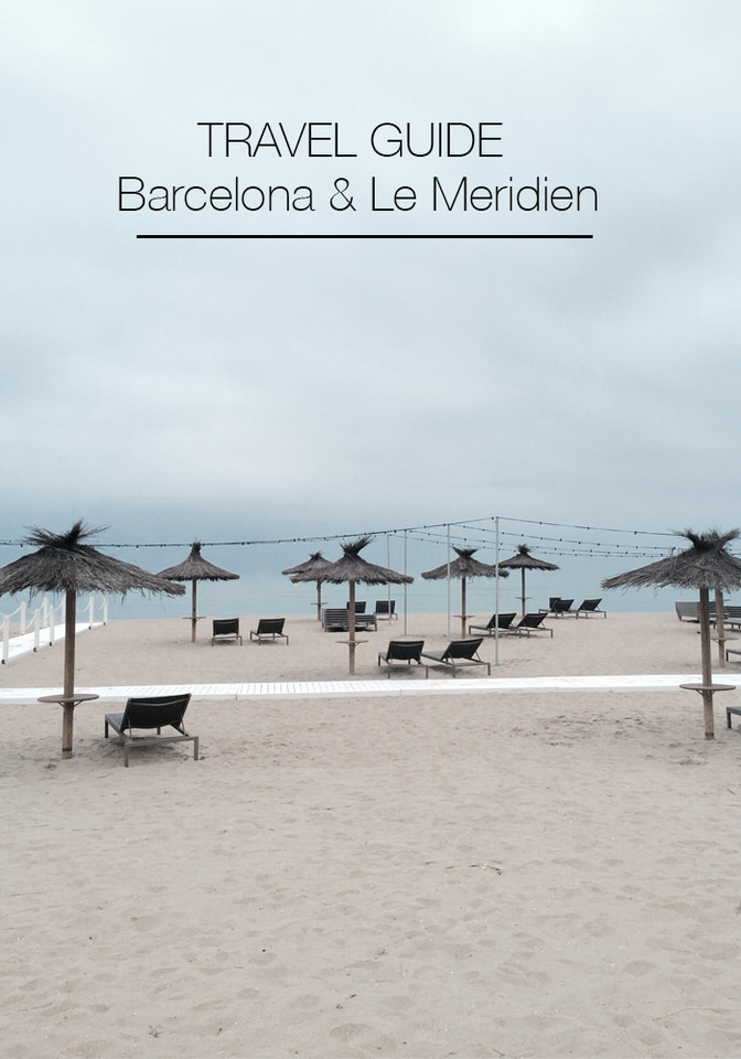 Practical tips when travelling with kids to Barcelona