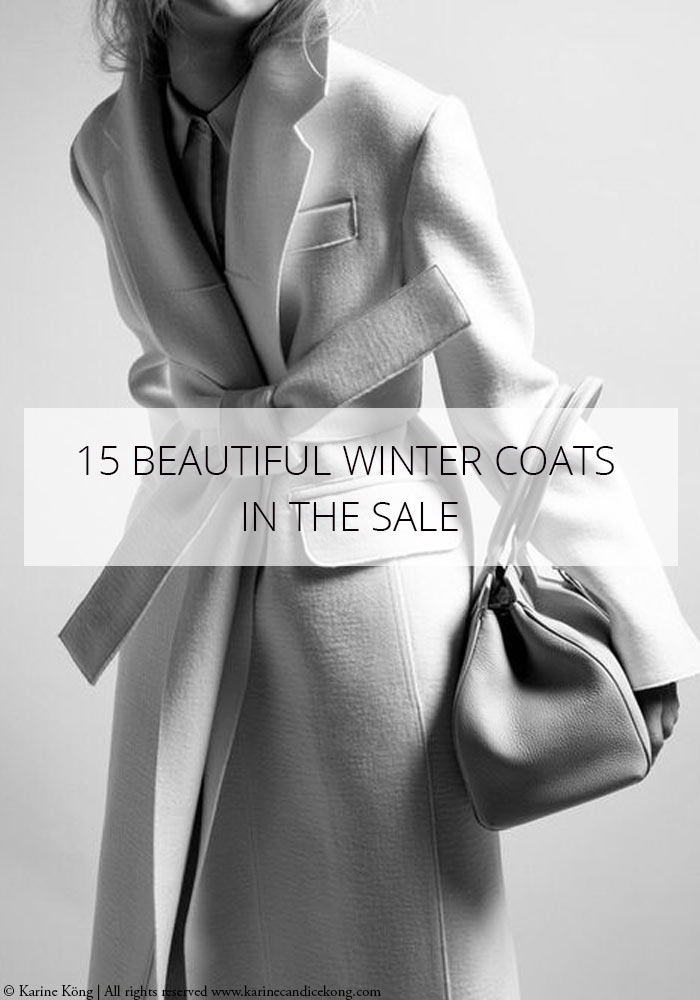 15 beautiful winter coats to grab in the sale