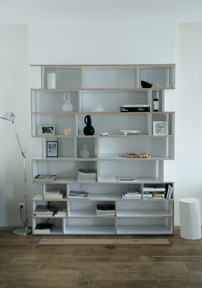 Our Tylko shelving + discount code